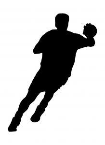 Handball player - Fast Break