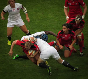Rugby Women's World Cup 2014