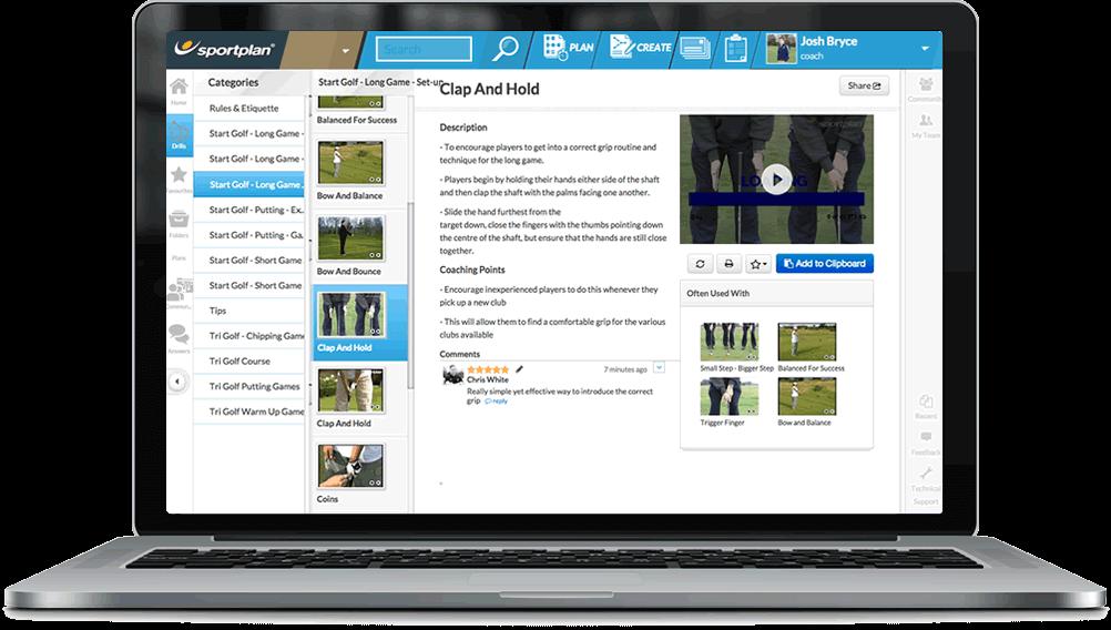 Junior Golf Coaching Drills Library