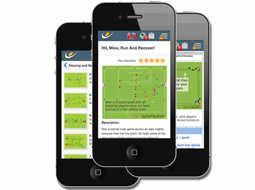 Rounders Coaching Mobile App