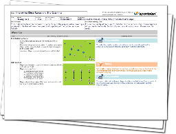 Cricket Lesson Plan: Attacking Batting and Close Range Catching Sessions