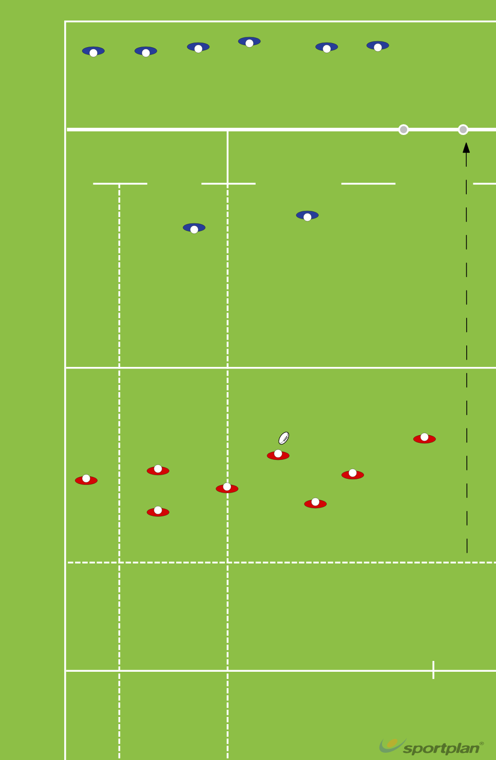 Numbers up and downMatch RelatedRugby Drills Coaching