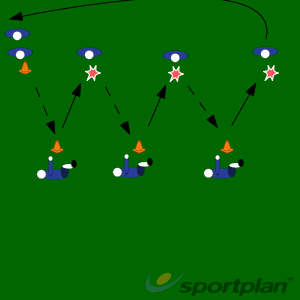 Tackling conditioningTacklingRugby Drills Coaching