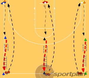 Lactic Session 2FitnessBasketball Drills Coaching