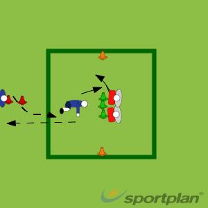 Reacción y tackleDefensive PatternsRugby Drills Coaching