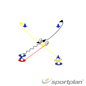 Warm Up - Passing - Shoulder PassWarm UpRugby Drills Coaching