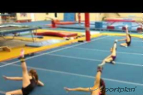 Warm Up -15 minutesGymnastics Drills Coaching