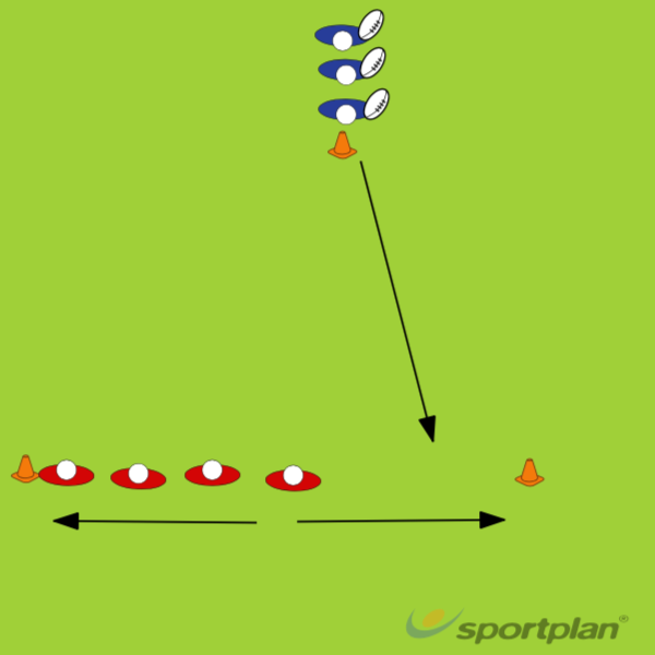 Defensive sliding drillDefensive PatternsRugby Drills Coaching