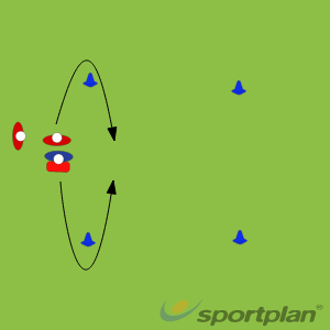 Warm up Tackleing 1Warm UpRugby Drills Coaching