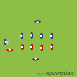 Contest Line OutsLineoutRugby Drills Coaching