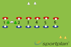 Defence - Re-alignmentDefensive PatternsRugby Drills Coaching