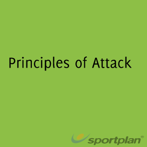Principles of AttackHockey Drills Coaching