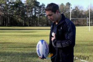 JW Drop Goal MasterclassKickingRugby Drills Coaching