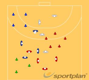 Pass Discovery114 aiming/throwingHandball Drills Coaching