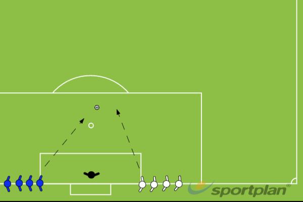 The Numbers Game1 v 1 skillsFootball Drills Coaching