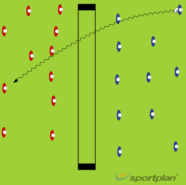Rugby tennisKickingRugby Drills Coaching