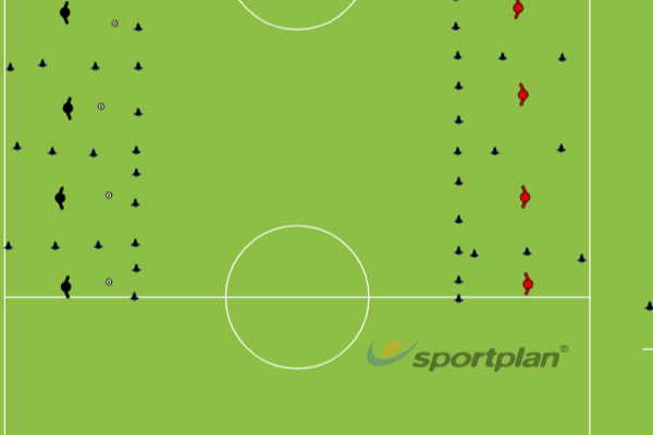Copy of Switch of play - technical passing drillPassing and ReceivingFootball Drills Coaching