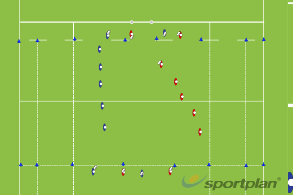 Rugby X (fitness)Match RelatedRugby Drills Coaching