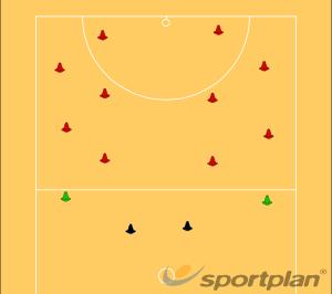 Warm Up: Push OffWarm upsNetball Drills Coaching