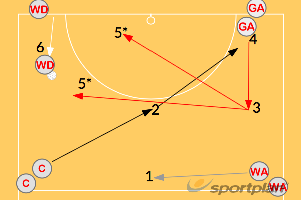 BlazeRoles & responsibilitiesNetball Drills Coaching
