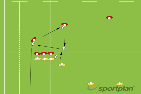 BaBa ClassicRugby Drills Coaching