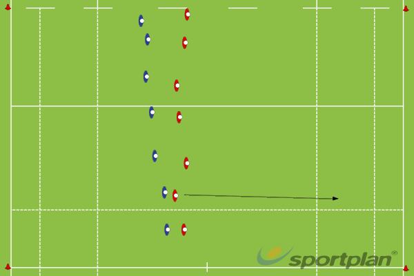 Canterbury touchWarm UpRugby Drills Coaching