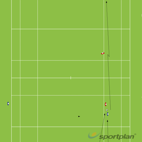 Side StepRugby Drills Coaching