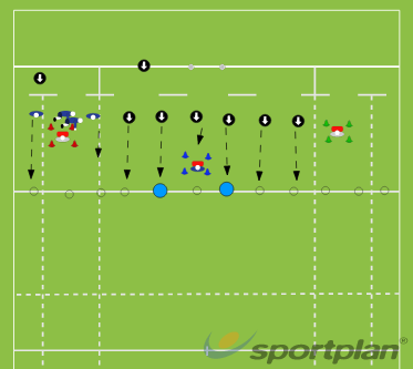 Autosave 30883294Defensive PatternsRugby Drills Coaching
