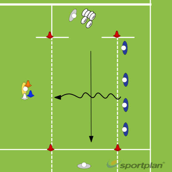 EchauffementRugby Drills Coaching