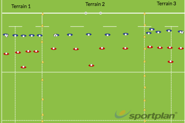 Collectif TotalMatch RelatedRugby Drills Coaching