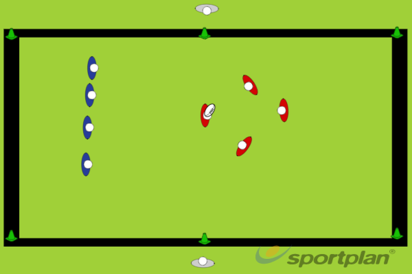 Game 2  - TaggingMatch RelatedRugby Drills Coaching