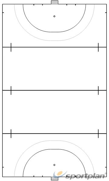 Full Field DiagramHockey Drills Coaching