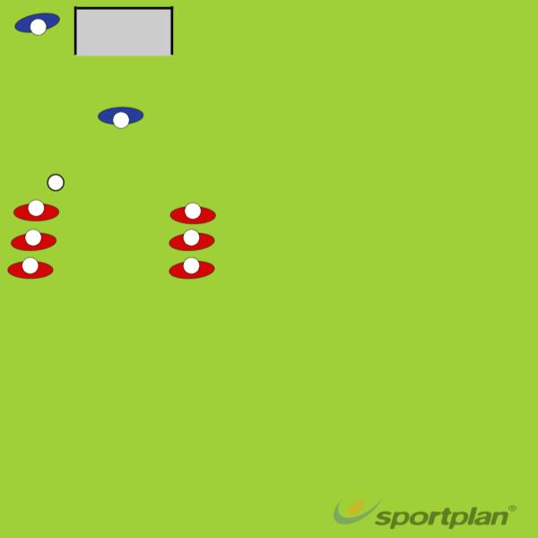 2 V 1 ScoreHockey Drills Coaching