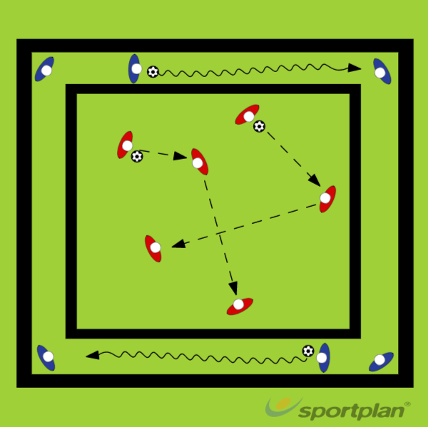 passing_2Passing and ReceivingFootball Drills Coaching