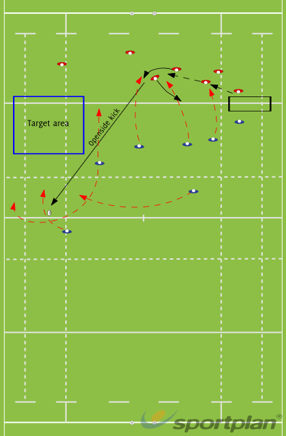 FireMatch RelatedRugby Drills Coaching