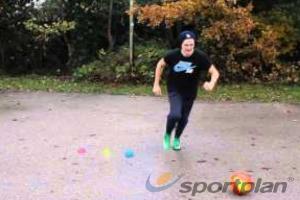 Flip Flap1 v 1 skillsFootball Drills Coaching