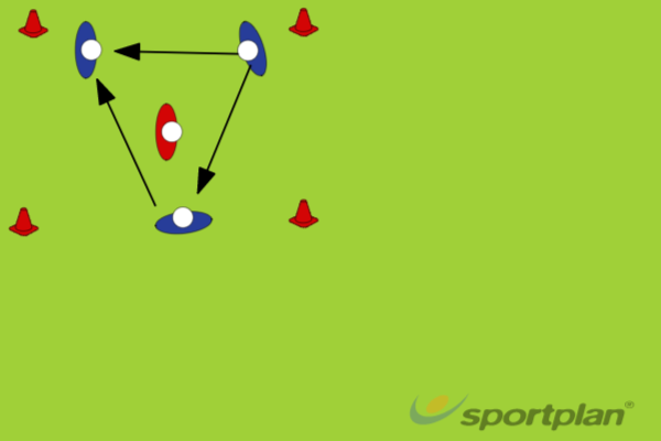 Passing with PressureRugby Drills Coaching
