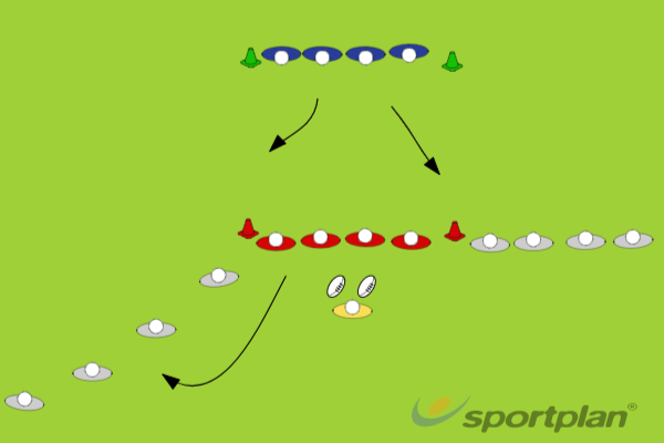 Line quickness and structureDefensive PatternsRugby Drills Coaching