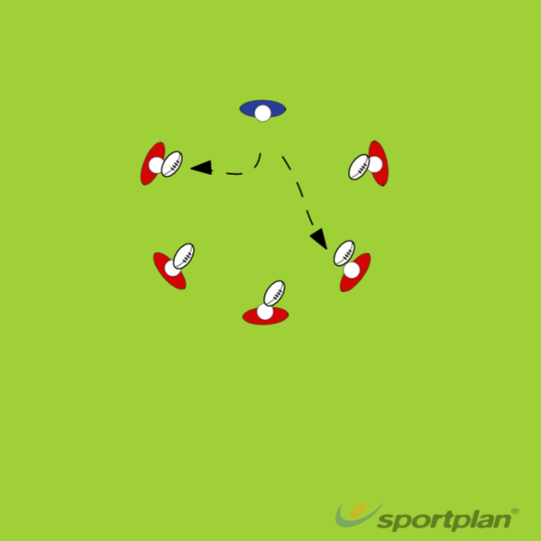 Perfect tackle 5 pointsTacklingRugby Drills Coaching