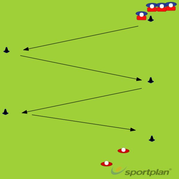 How to Play Space InvadersTacklingRugby Drills Coaching