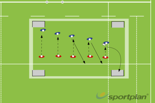 TOUCH RUGBYRugby Drills Coaching