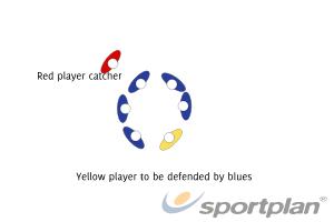 Circle gameWarm UpRugby Drills Coaching
