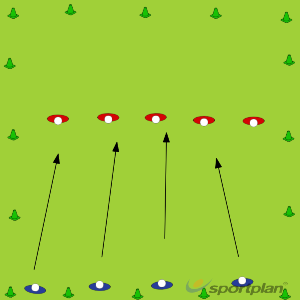 Cat and mouseWarm UpRugby Drills Coaching