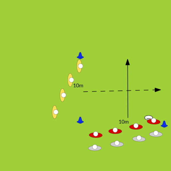 L DrillRugby Drills Coaching