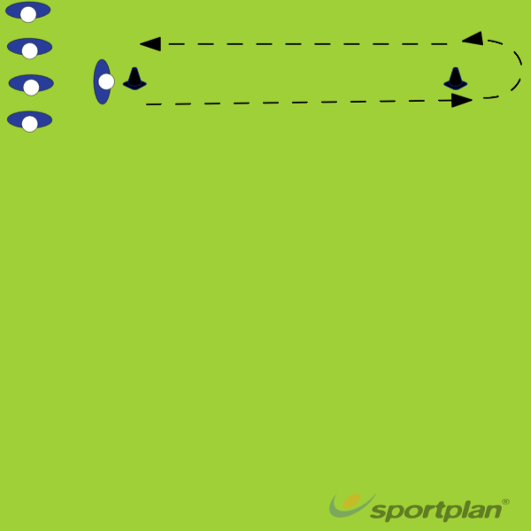 Link Up Relay 1Rugby Drills Coaching
