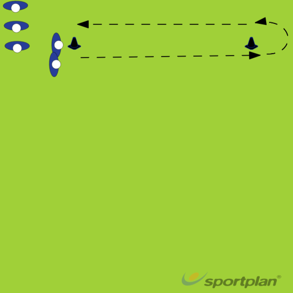 Link Up Relay 2Rugby Drills Coaching