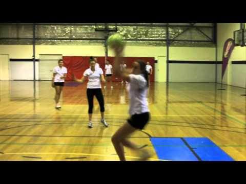Norma plummer's netball drills - attackingAttackNetball Drills Coaching