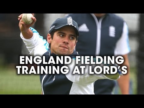 England fielding training at lord'sGround fielding and throwingCricket Drills Coaching