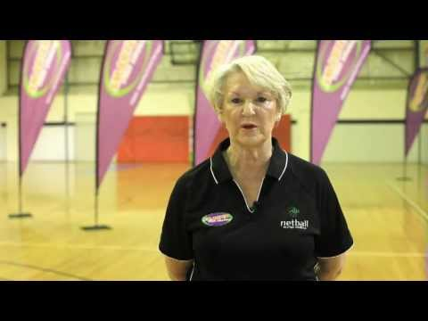 Norma plummer's netball drills - footworkFootworkNetball Drills Coaching