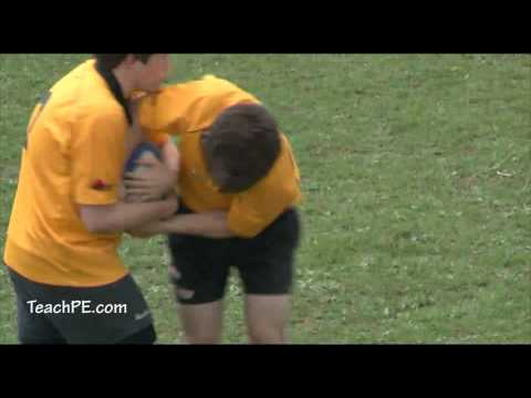 Rugby mauling - the basic ripMaulRugby Drills Coaching